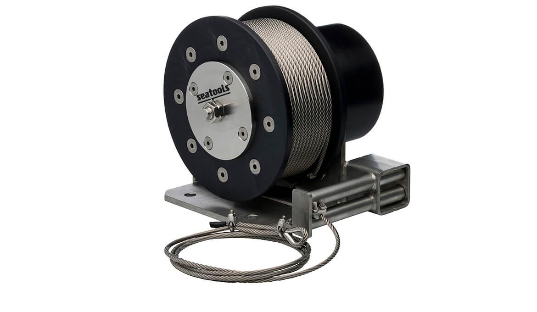 Cable Length Measuring Equipment : Seatools supplies dredging sensors to jan de nul group