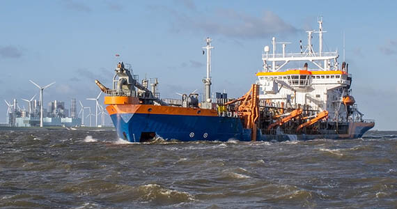 Dredging instrumentation and visualization systems - large