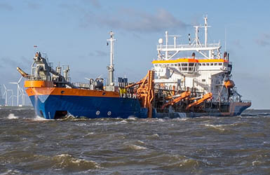 Dredging instrumentation and visualization systems