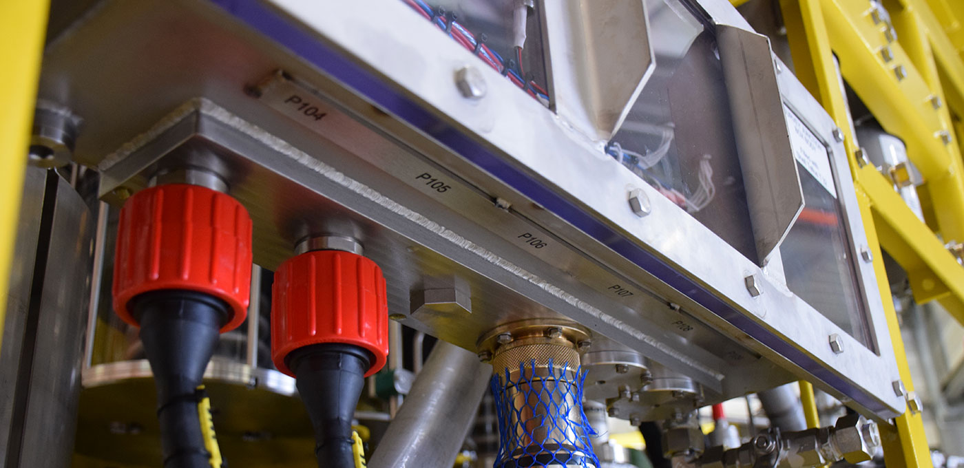 Subsea Junction Boxes | From Splash Zone to 5000 msw | Seatools
