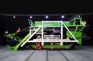 Seatools subsea mining equipment - vehicle instrumentation and hydraulics