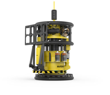 Seabed intervention operations such as subsea rock removal, subsea manifold excavation and de-burial