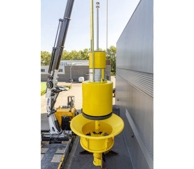 Subsea boulder clearance tool monitoring