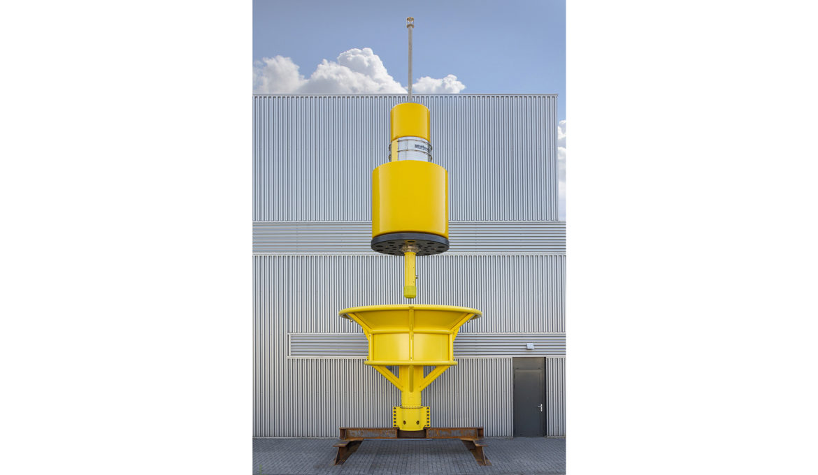Subsea plough position monitoring system Boskalis